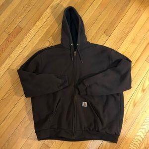 Carhartt Rutland Thermal lined hoodie